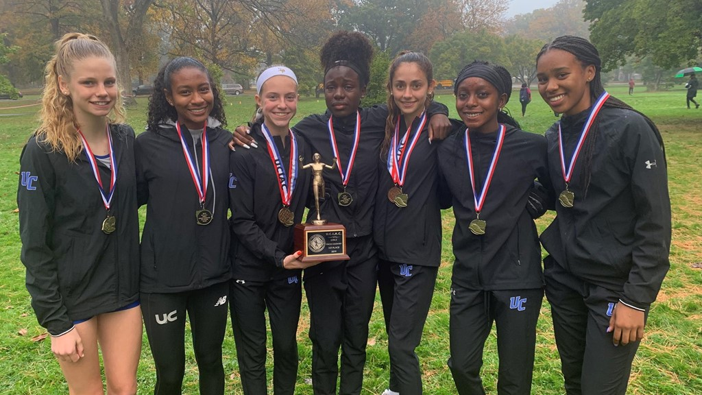 Granrath wins to lead Union Catholic girls to Union County Cross-Country Title